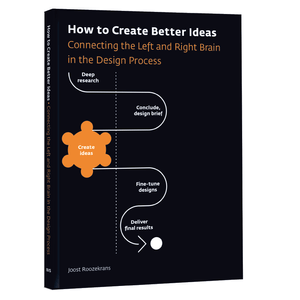 Book about the design process and ideation. 2020.