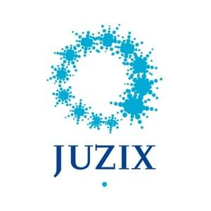 The Juzix logo. Chinese blockchain specialist.