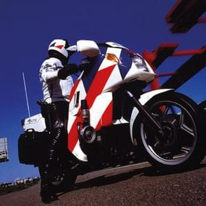 The striping is used on all motor bikes, cars, boats, airplanes and helicopters.