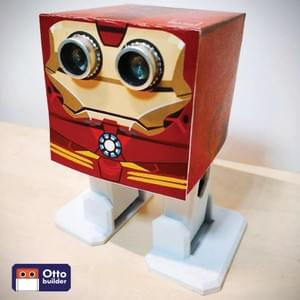 Otto DIY ironman