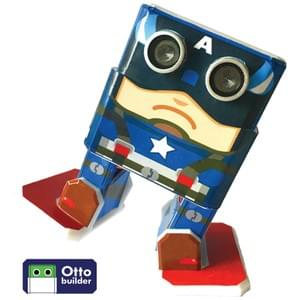 Otto DIY captain america