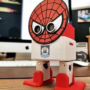 Otto DIY spiderman