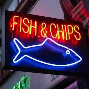 Fish & CHips, London