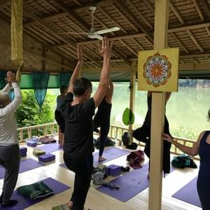 New Year's Yoga Retreat Laos