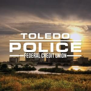 Logo design for Toledo Police Federal Credit Union