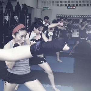 PURE MUAY THAI WITH KRU ROBERT