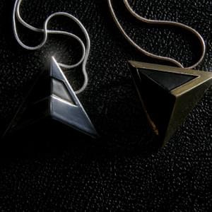 Pyramid Necklaces - Daft Punk