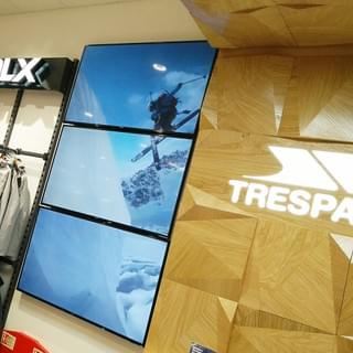 Ripple Group Trespass DLX Nevisport The North Face Jack Wolfskin