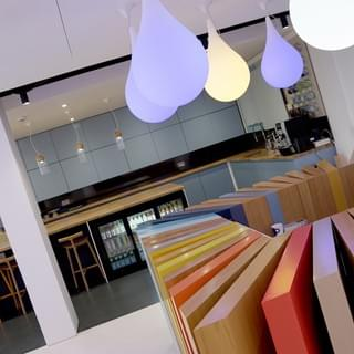 Ripple Group Dulux Colour Displays