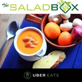 The Salad Box Singapore Delivery UberEATS