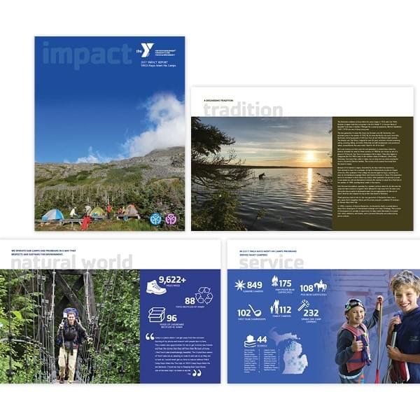 YMCA Hayo-Went-Ha Camps Annual Report