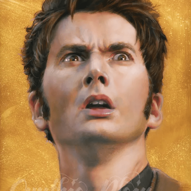 The 10th Doctor Who (David Tennant)