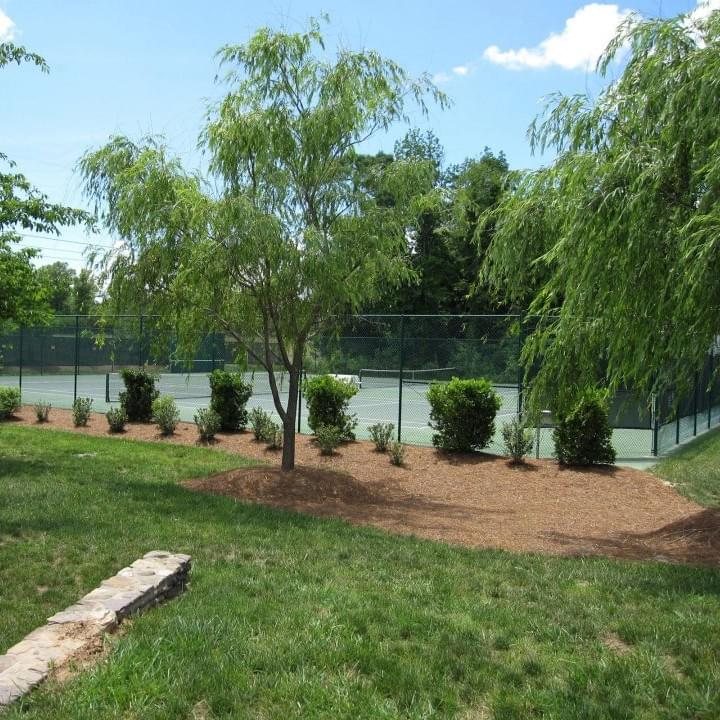 Colvard Farms Tennis Courts