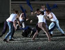Choreographie Jo Siska Foto ©Judith Schlosser