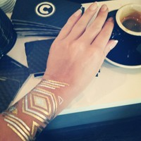 DIY Flash Tats + Espresso | Commonwealth Coffee