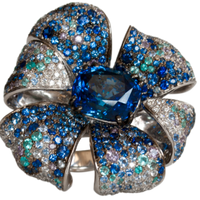 RIng from Fleur de Vie Collection