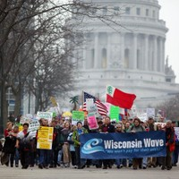 Wisconsin Wave marches on WMC