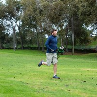 Speedgolf LA vet Larry Sher begins another 'Hot Lap' at The Lakes