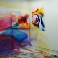 Original Painting.  Various Dimensions.  2008.