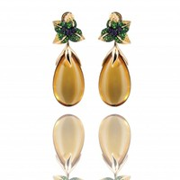 Earrings From Emilia Collection