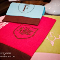 Custom personalized hand towels for the home