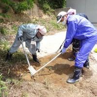 2012年被災地ボランティア2