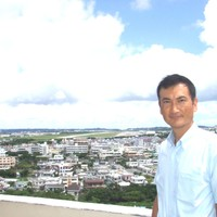 2011年沖縄訪問