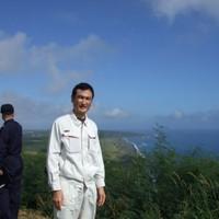 2010年硫黄島訪問