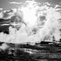 haelio photo – Sulfur clouds in New Zealand