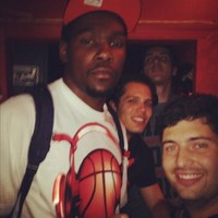 Dimmy with Kevin Durant and Friends @ Chi-Cha