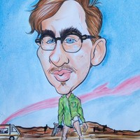 Breaking Bad Caricature