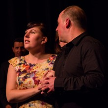 With Jason Geary Here's a Thing: Late Night Improv Fringe Festival 2014 Gryphon Theatre Wellington