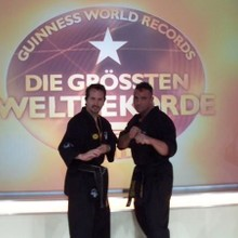 Guinness World Records Challenge Show in Germany