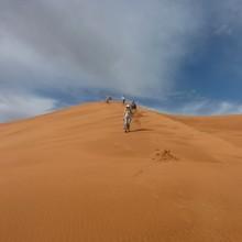 Désert Marocain - Octobre 2012