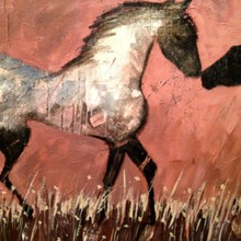 Canyon Horses /SOLD