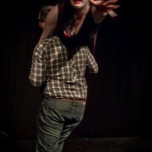 With Steven Youngblood, Thrills & Swoon WIT Christmas Cracker 2013 Gryphon Theatre Wellington
