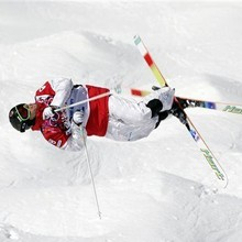 Freestyle Moguls with Aerials