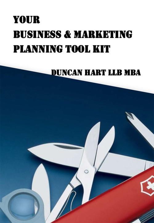 Business & Marketing Planning Toolkit