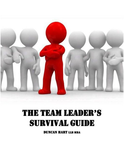 The Team leader's Survival Guide