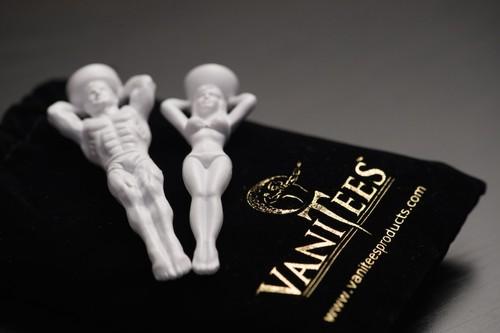 VaniTees Velvet Gift Bag Sets