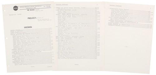 Apollo 11 : Original Press Kit