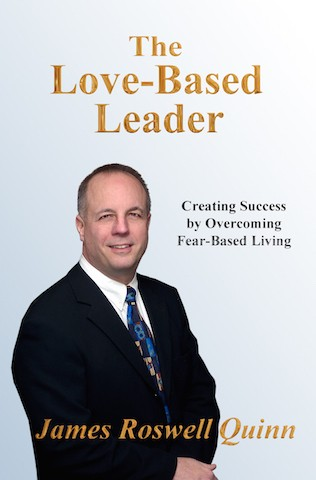 THE LOVE-BASED LEADER - soft cover, autographed