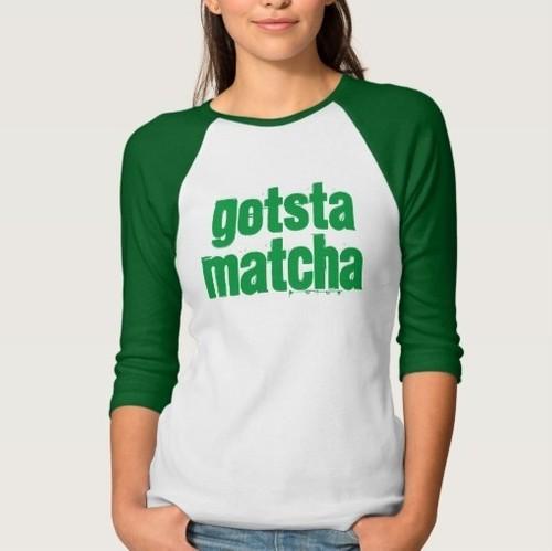 Gotsta Matcha Women's Baseball Jersey