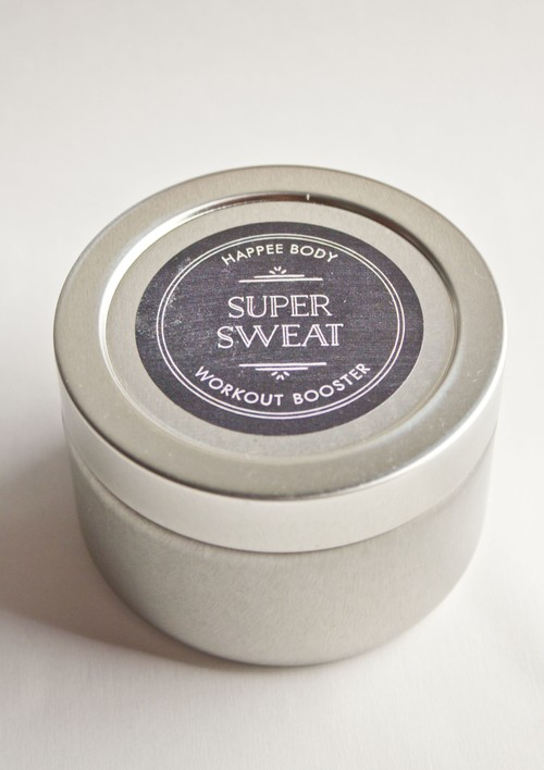 Super Sweat Butter Workout Booster