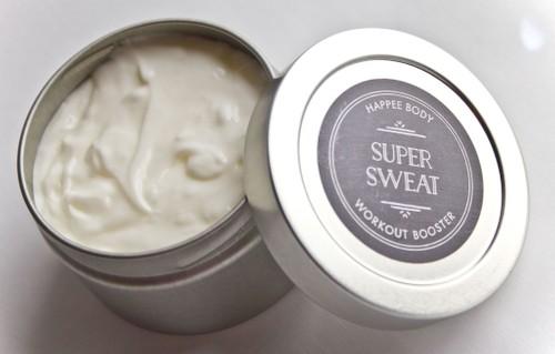 Super Sweat Butter Workout Booster