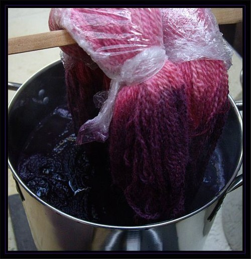 'Berries' Cochineal & Lac SOLD OUT