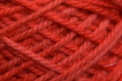 """""""Cochineal"""" Natural plant dyed merino 8 ply yarn"""