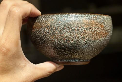日式荻燒茶碗