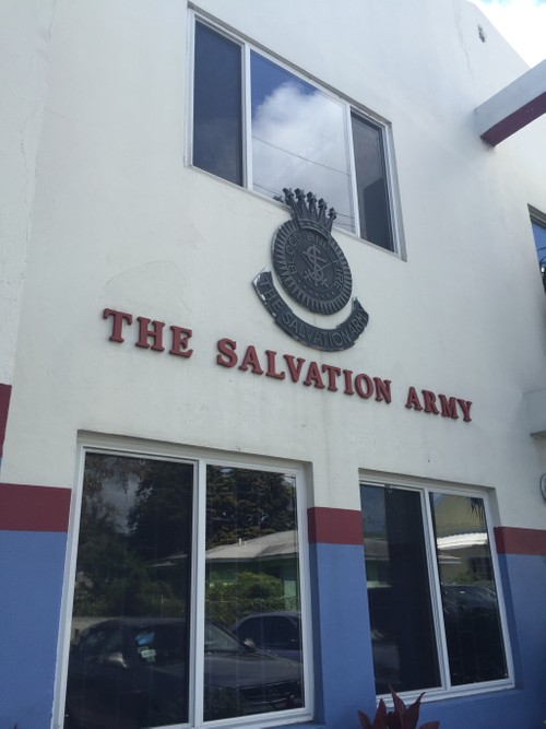 NASSAU- Salvation Army