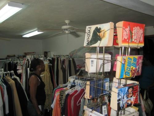 TORTOLA - Salvation Army Thrift Store